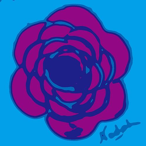 La Flor Pop Art #81