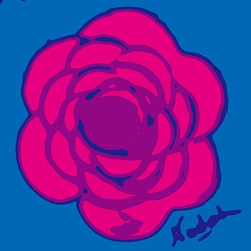 La Flor Pop Art #73