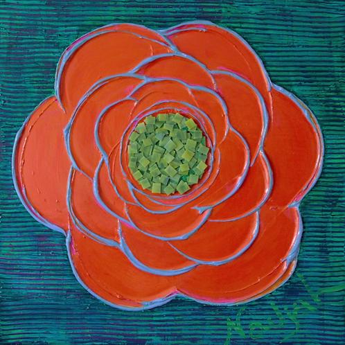 Mi Flor #3