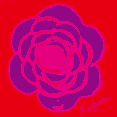 La Flor Pop Art #79