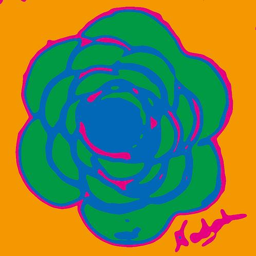 La Flor Pop Art #61