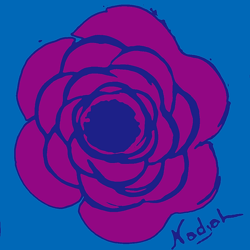 La Flor Pop Art #30