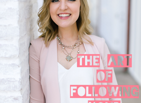 009 - How to Stress Less and Live More With Courtney Elmer