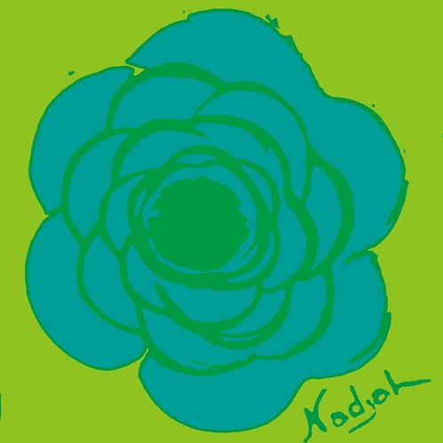 La Flor Pop Art #37