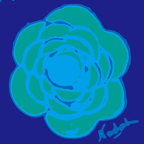 La Flor Pop Art #80