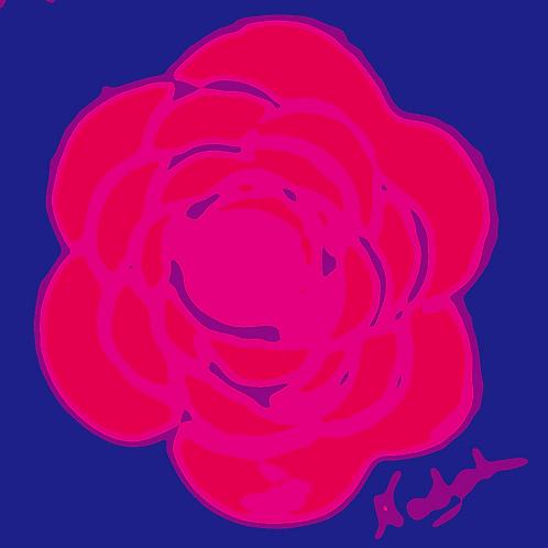 La Flor Pop Art #78