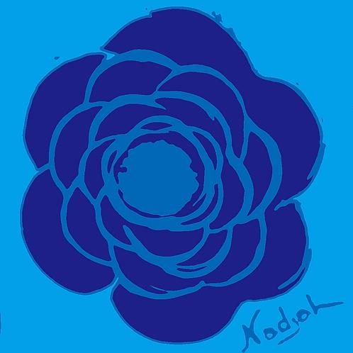 La Flor Pop Art #27