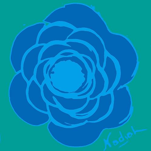 La Flor Pop Art #40