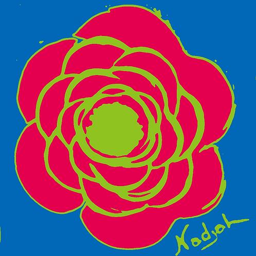 La Flor Pop Art #5