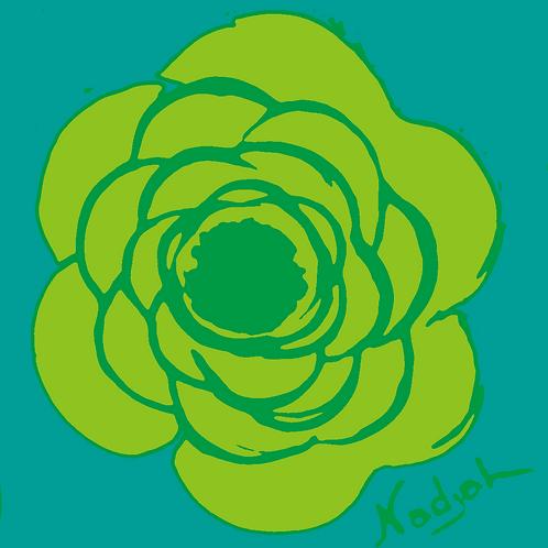 La Flor Pop Art #39