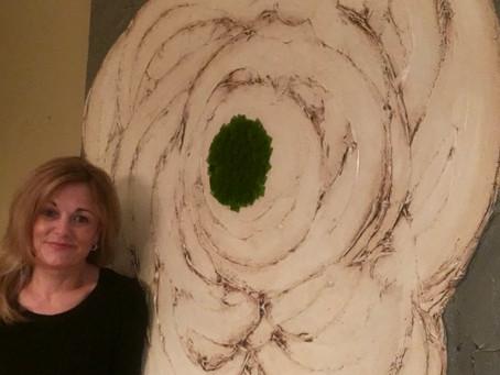 October 2017 Art Collector of the Month:  Kim Elfert