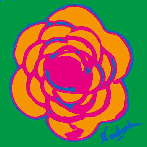 La Flor Pop Art #68