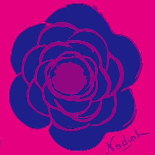 La Flor Pop Art #31