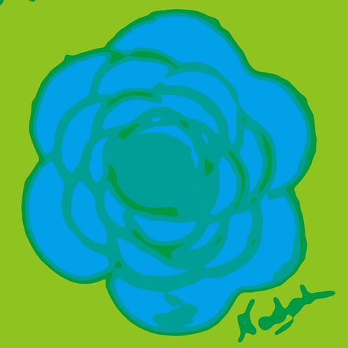 La Flor Pop Art #85