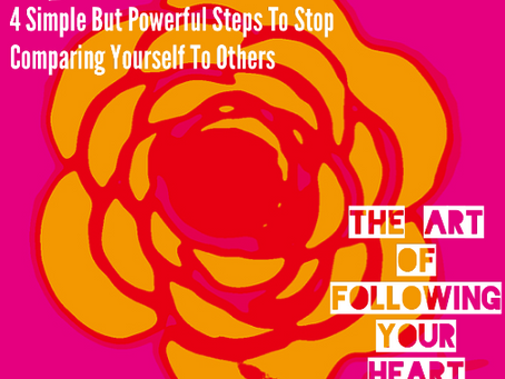 008 - 4 Simple But Powerful Steps To Stop Comparing Yourself To Others