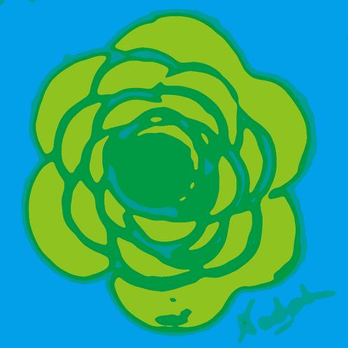 La Flor Pop Art #90