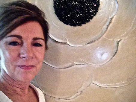 June 2017 Art Collector of the Month:  Belinda Bergeron