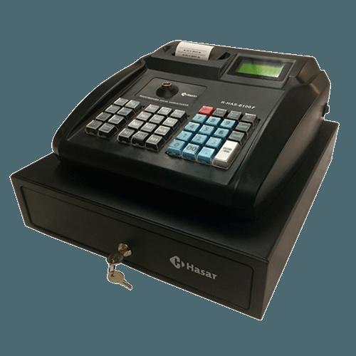 Registradora Fiscal Hasar 6100