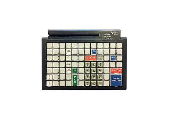 HASAR K-HAS 3300 TECLADO POS