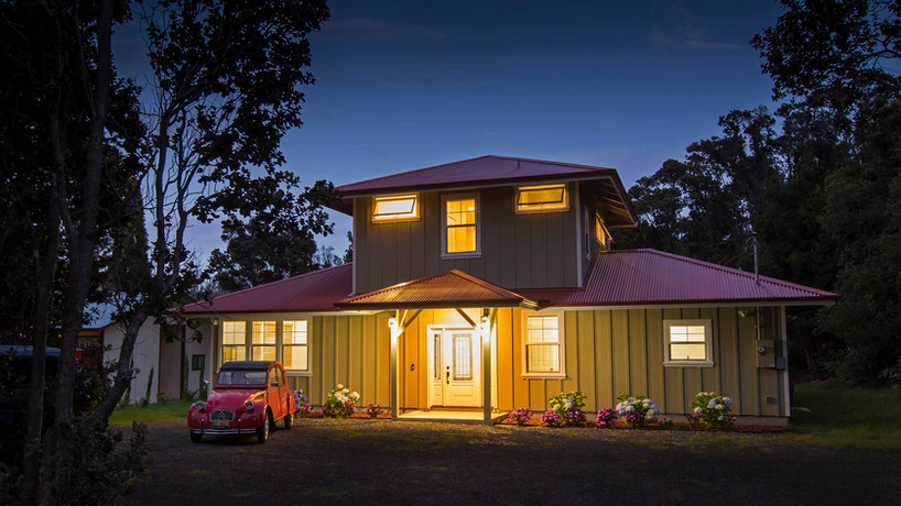 Kilauea House of the Five Blessings Bed & Breakfast