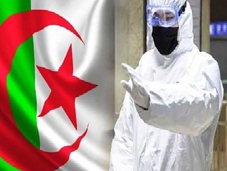 الجزائر ارتفاع كبير في عدد الإصابات اليومية بفيروس كورونا