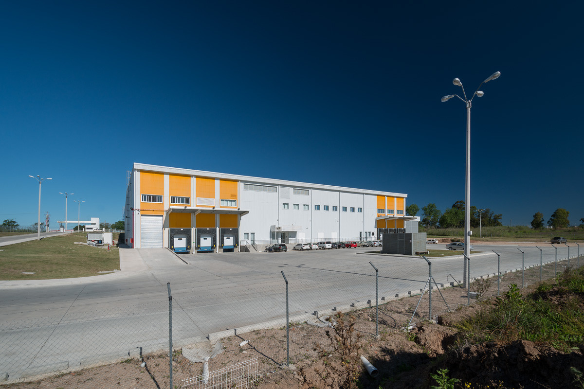 Centro Logístico D4