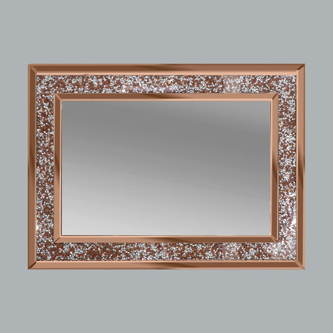 Diamond Wall Mirror - rose Gold.jpg