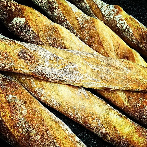 Baguettes are ready! Perfect for your sn