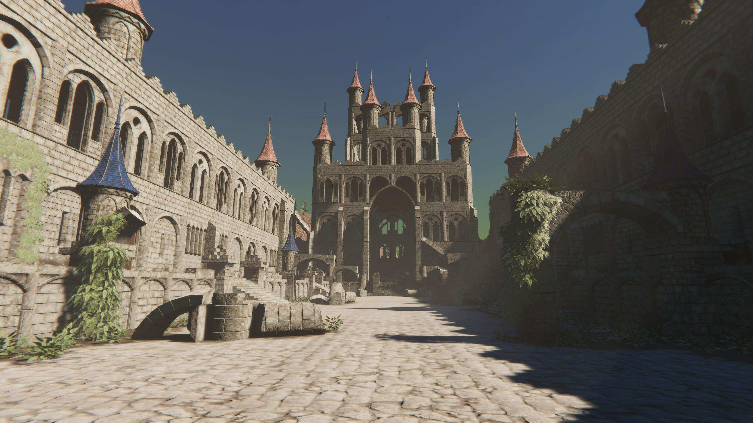 Modular Ruins - Avenue 2