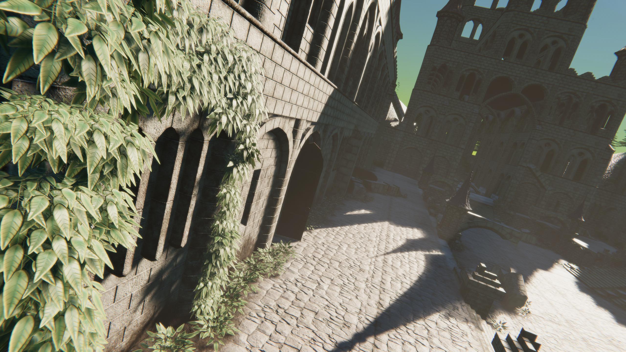 Modular Ruins - Foliage