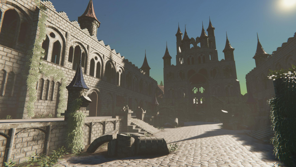 Modular Ruins - Avenue