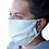 Thumbnail: Wiederverwendbare textile Mund-Nasen-Maske
