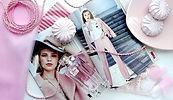 Pink magazine design large