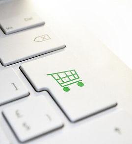 computer cart button