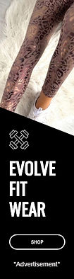Evolve Fit Wear Fatigues Advertisement w