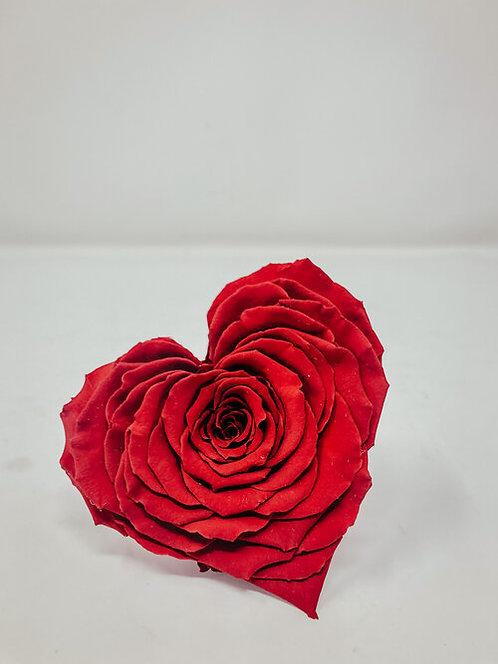 Red Heart Forever Rose