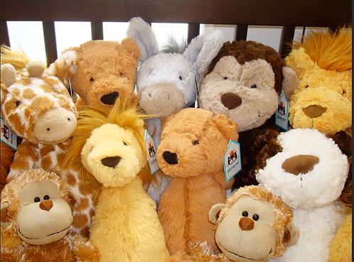 Add-On Stuffed Animal