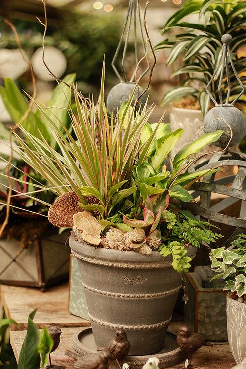 Willow Pot Arrangement