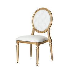 GOLD TUFTED