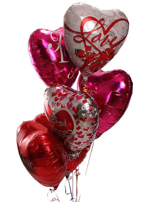 Add-On Large Mylar Balloon