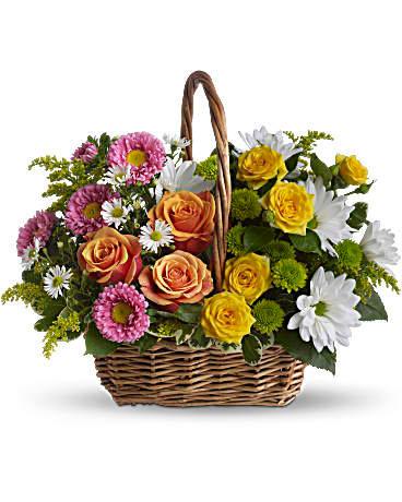 Welcoming Baby Basket