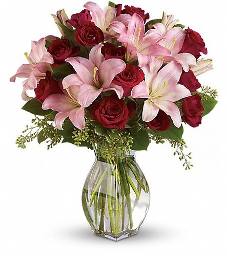 Enchanted Lilies + Roses