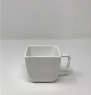 Square Coffee Cup