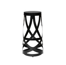 SWIRL STOOL- AVAILABLE IN BLACK & WHITE