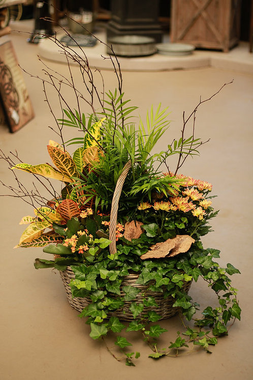 Large Fall Basket