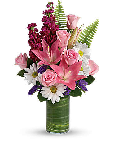 Lily Summer Bouquet
