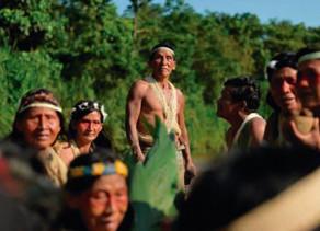 Sínodo Panamazónico: palabras del grupo indígena al Papa Francisco