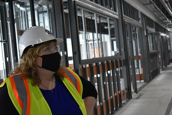 Lincoln Academy construction on schedule