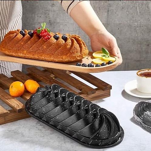 Moule à gâteau Tresse
