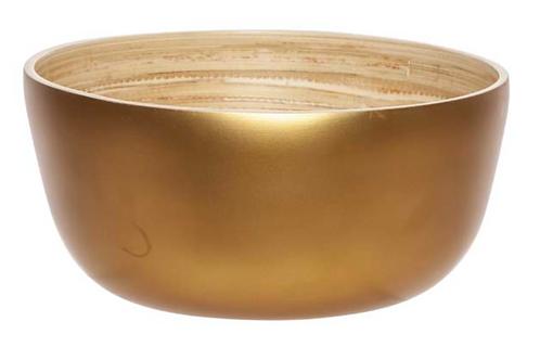 Saladier BAMBOO GOLD